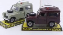 Norev Land Rover 109 gendarmerie