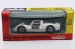 Dalia Solido (Espagne ) 1/43 Porsche Carrera 6 avec jantes en zamac identique au modèle français