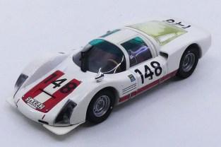 Ebbro Porsche Carrera 6 Scuderia Filipinetti vainqueur à la Targa Florio 1966