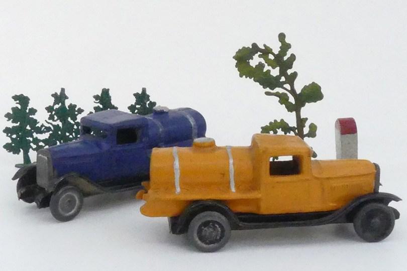 """""""Les jouets Citroën"""" Citroën C4 citernes"""