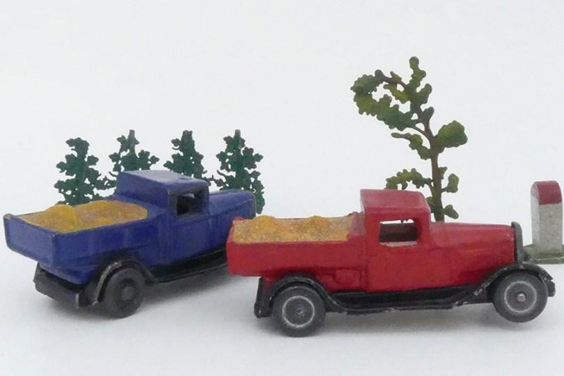 """""""Les jouets Citroën"""" Citroën C4 bennes"""