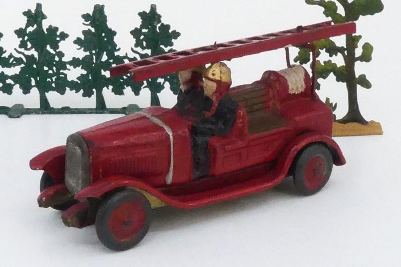 """""""Les jouets Citroën"""" Citroën C4 pompier premier secours"""