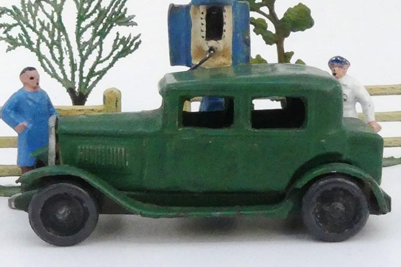 """""""Les jouets Citroën"""" Citroën C4 berline"""