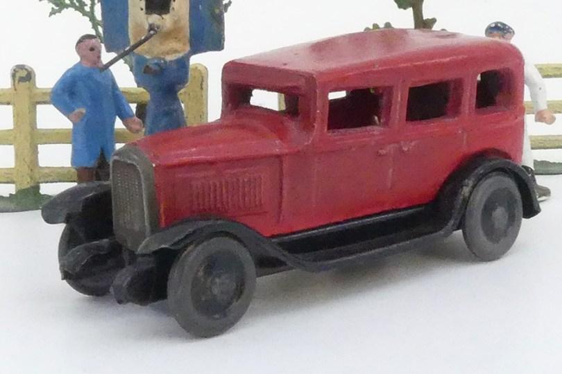 """""""Les jouets Citroën"""" Citroën C4 limousine"""