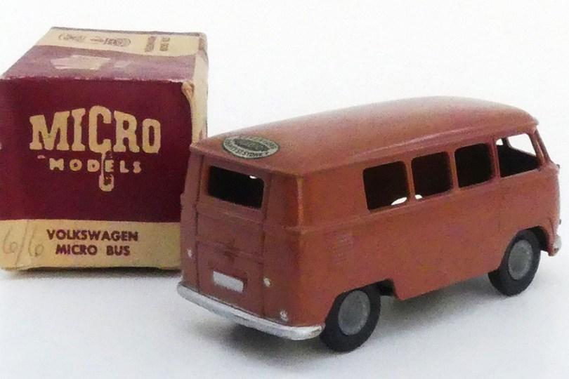 Micro Models (Australie)Volkswagen minibus