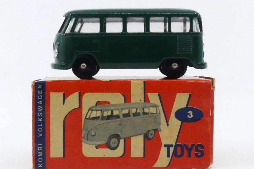 Roly toys (Bésil) VW minibus