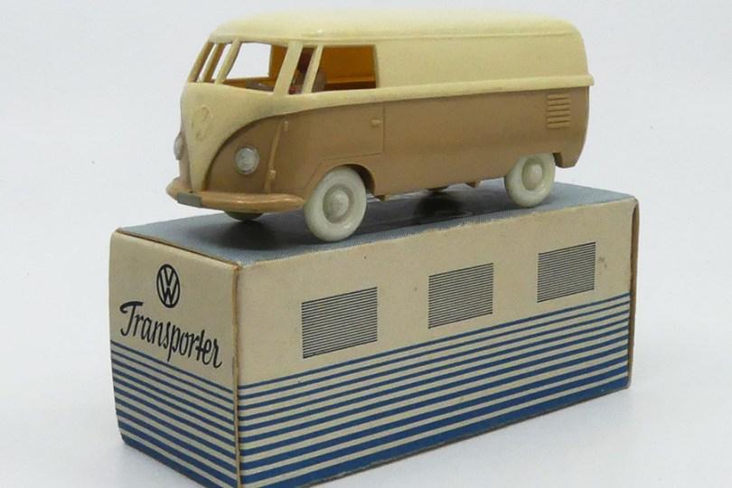 Wiking (Allemagne) VW Kasten type 1 1950
