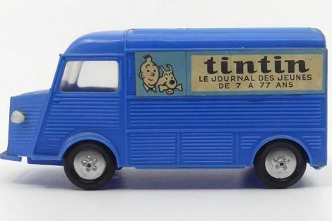 Minialuxe Citroën 1200Kgs Tintin