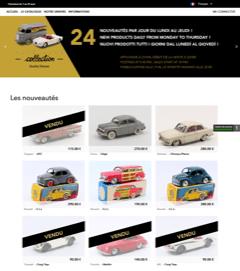 Auto Jaune Collection