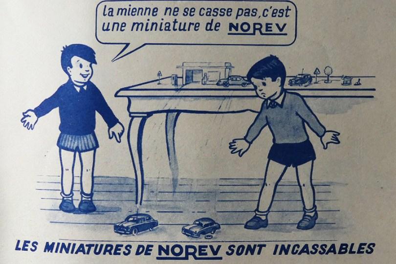 Norev inusables et incassables !