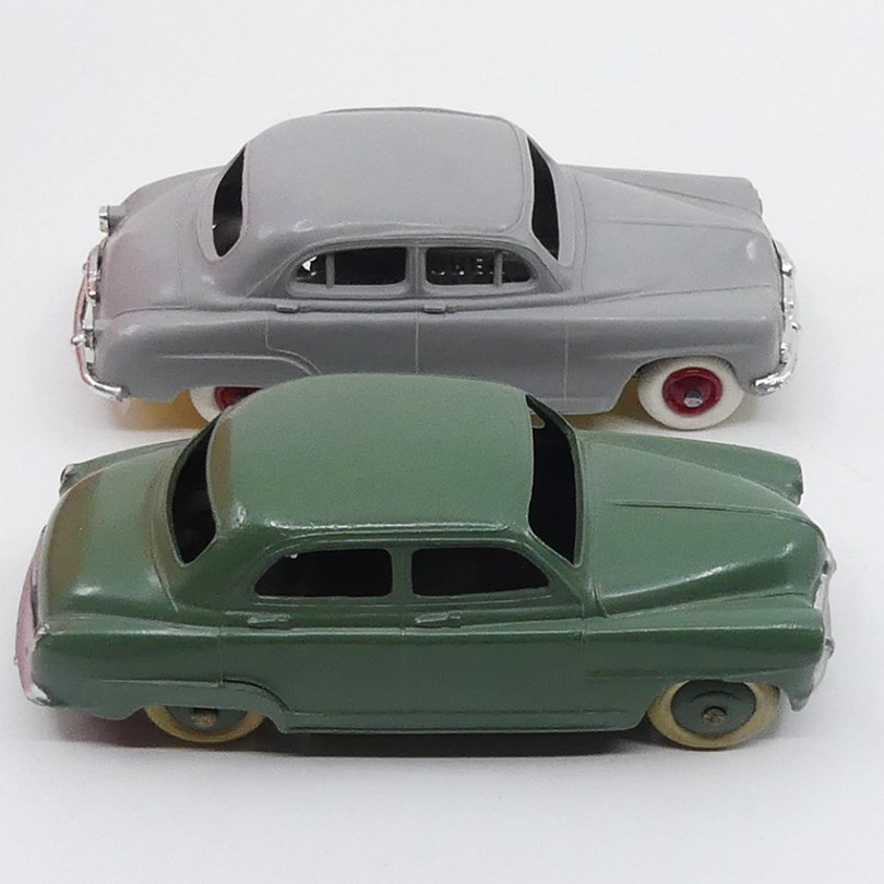 Dinky Toys et Norev Simca Aronde type 1 faites votre choix !