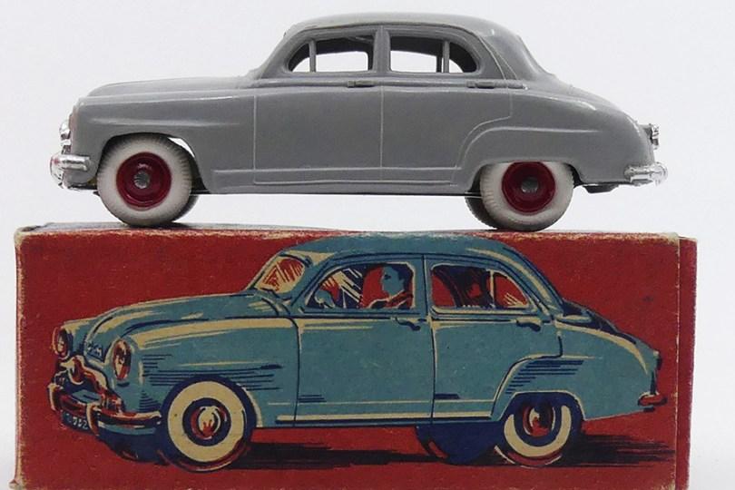 Norev Simca Aronde type 1