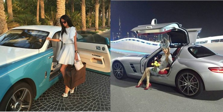 Ihram Kids For Sale Dubai: Dubai Rich Kids Show Off Pictures Of Their Flashy Cars