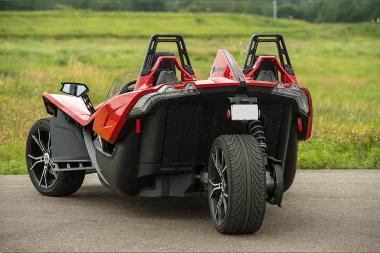 This 2015 Polaris Slingshot Is The Best N15m Toy You Can Buy