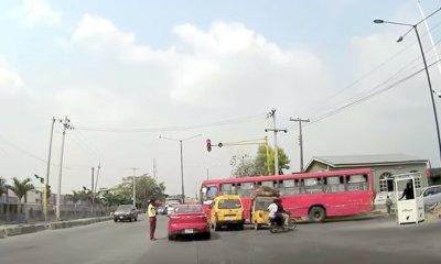 traffic light vs lastma