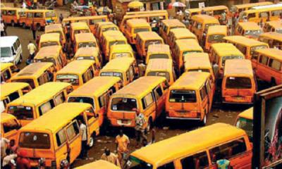 Ban Danfo Buses