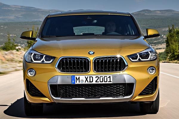 2019 Bmw X2 For Drivers Who Are Young At Heart Photos Autojosh