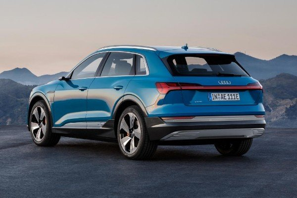 This Is Audis First AllElectric CarThe ETron SUV Will Go - Audi parent company