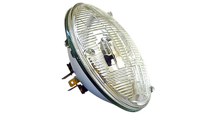 headlight incandescent