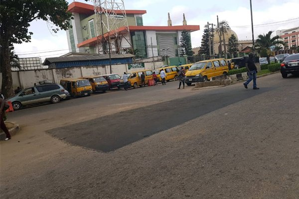 Photos: Check Out How Ambode Is Fixing Lagos Roads