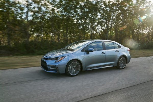 New 2020 Toyota Corolla (Pictures)