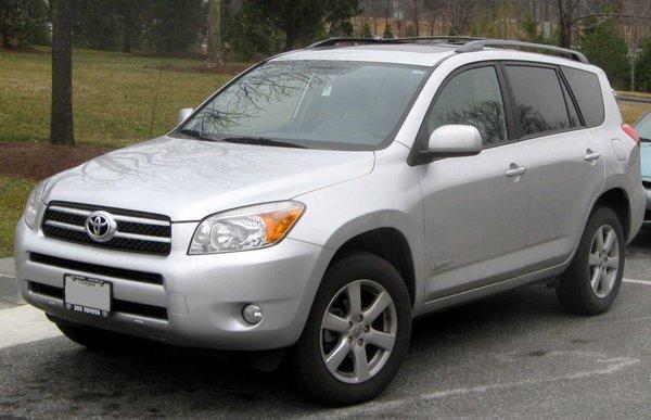 cars suitable for men. 2006 toyota rav4