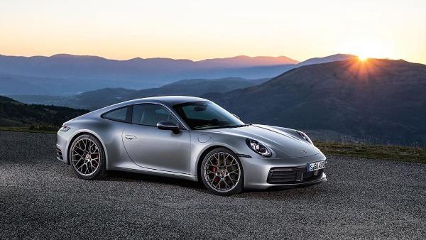 The New Porsche 911