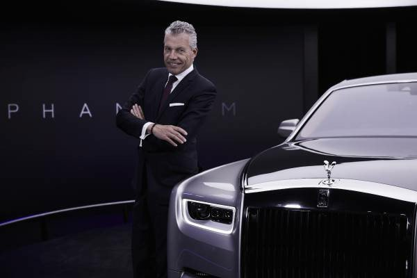 Rolls-Royce Sold A Record 4,107 Luxury Cars In 2018,The Highest Ever In Its 115-year History
