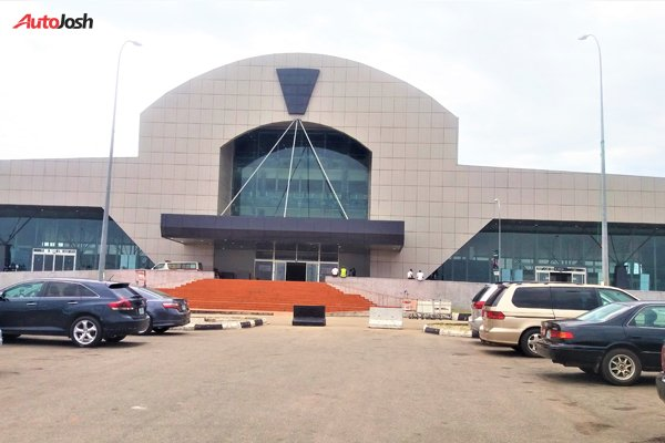 Image result wey dey for Asaba airport