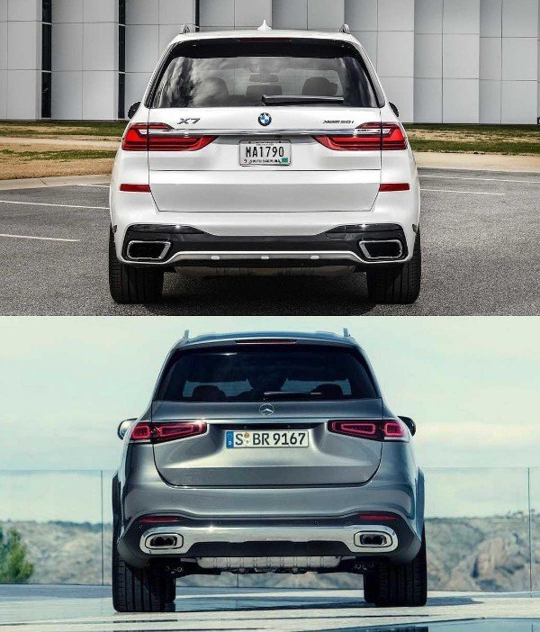 Best Car Update 2019 2020 By: 2020 Mercedes GLS Vs. 2019 BMW X7, Which Side Are You On