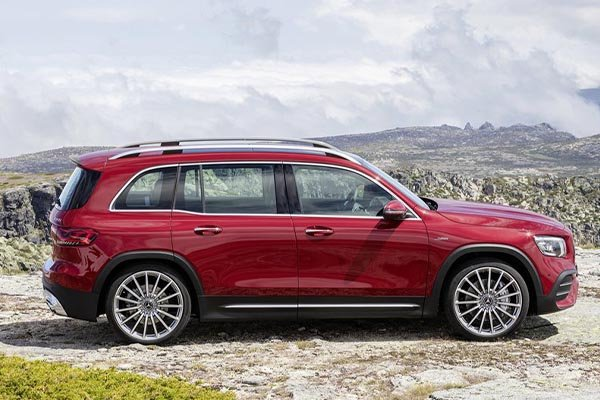 2020 Mercedes-Benz GLB Officially Unveiled (Photos And Details) 8