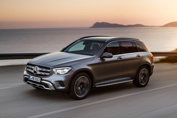Mercedes Sold A Record 2.34 Million Cars In 2019, The Highest In Its History