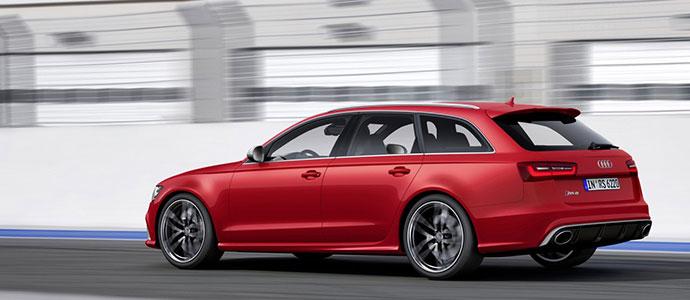 Audi RS6 Avant 2013