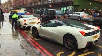 Arabieren in Londen