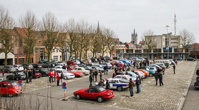 Esplanade Meeting Ieper