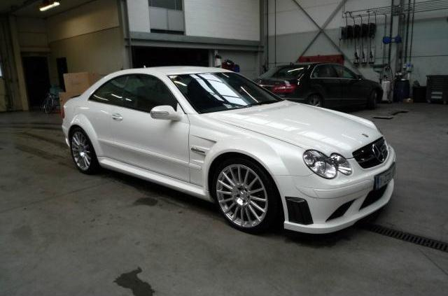 occasion van de week mercedes clk 63 amg black series autojunior. Black Bedroom Furniture Sets. Home Design Ideas