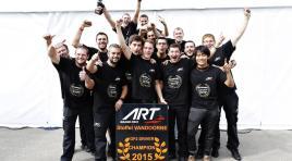 Stoffel Vandoorne schrijft autosportgeschiedenis