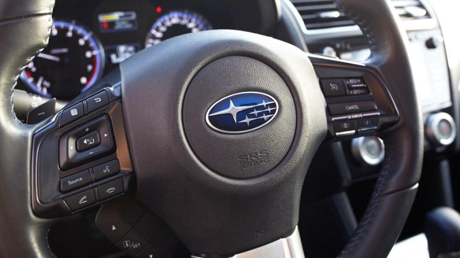 Subaru Levorg final 13