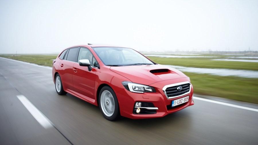 Subaru Levorg final 9