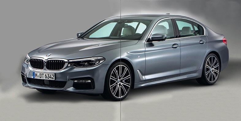 BMW 5 reeks 2017 G30