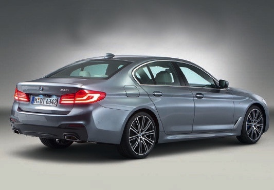 bmw-5-series-leak-rear
