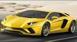 Ontmoet de Lamborghini Aventador S