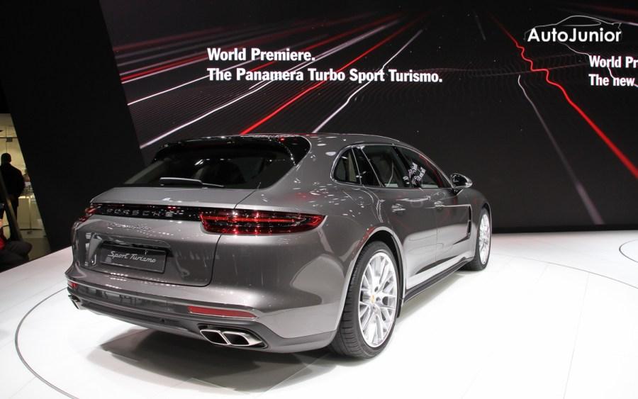 Panamera Sport Turismo