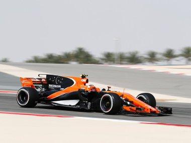Stoffel Vandoorne Bahrain