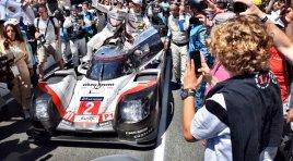 Opnieuw overwinning Porsche in Le Mans, landgenoot Dries Vanthoor wint in GTE AM klasse
