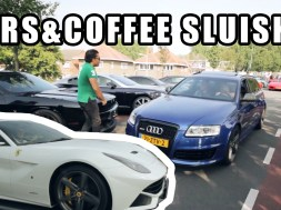 cars & coffee sluiskil