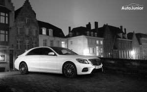 Mercedes S 400d