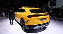 Autosalon Genève – Lamborghini Urus nu ook voor het grote publiek