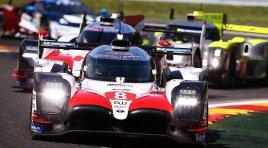 Fernando Alonso en Pastor Maldonado dit weekend in actie op Spa tijdens de WEC