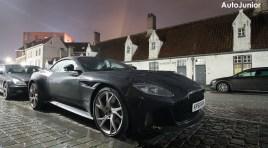 Spyspot: Aston Martin DBS Superleggera Volante in Brugge